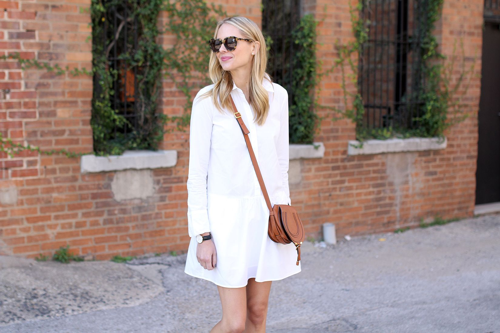 fashion-jackson-splendid-damsel-white-shirt-dress-karen-walker-sunglasses-chloe-marcie-tan-crossbody   splendidla  chloefashion 3c6edacbb