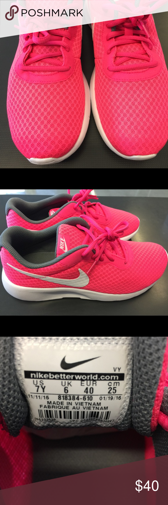 New-Nike Tianjin (GS) Girls' Shoes