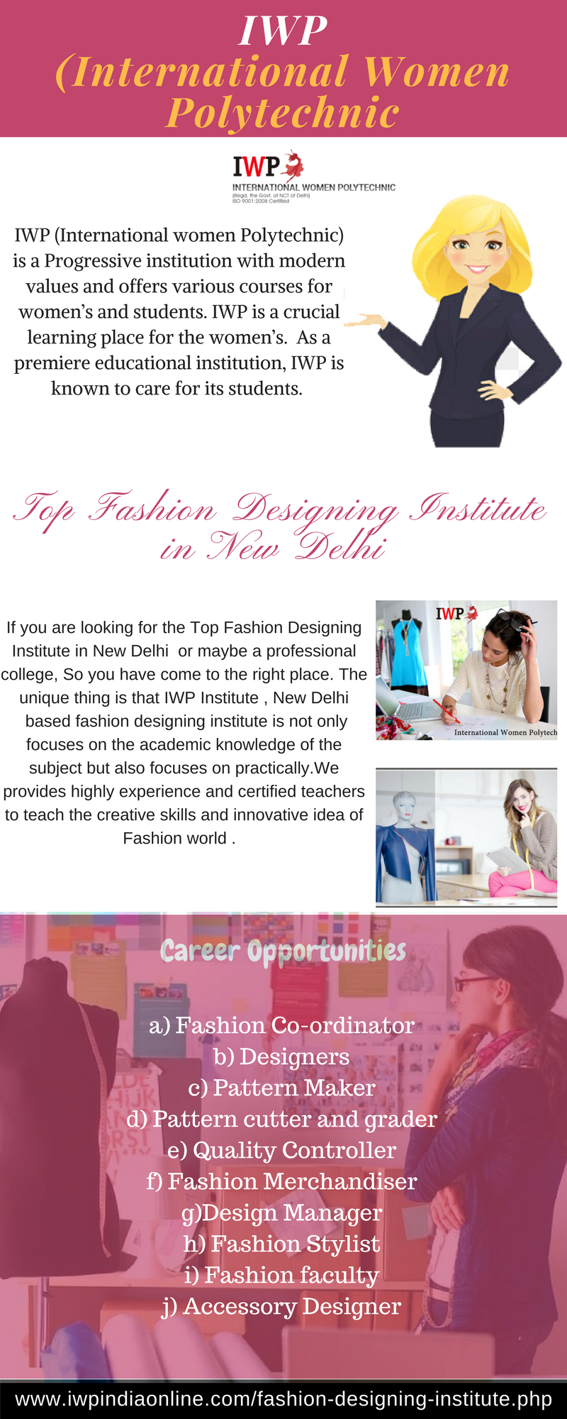 International Women Polytechnic Is A Crucial Learning Place For The Women S As One Of The B Online Classes Learning Learning Place Fashion Designing Institute