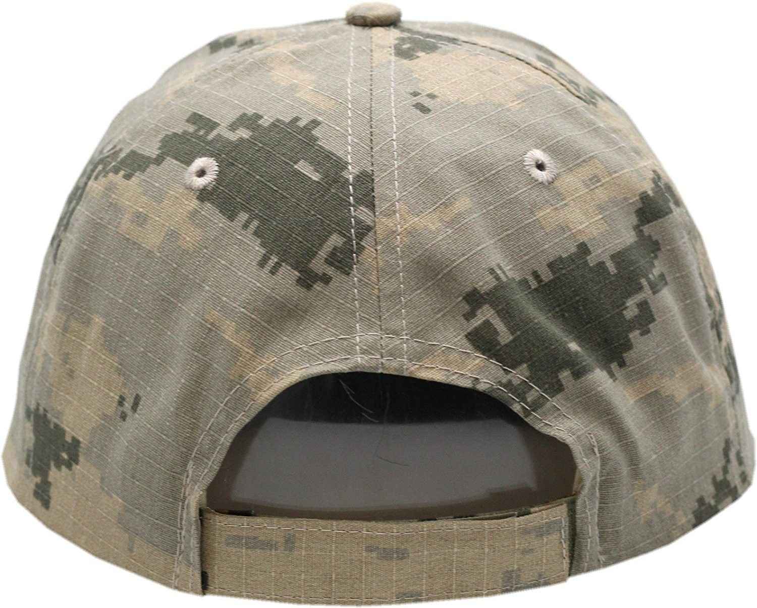 Make America Great Again Digi Camo Velcro Back Hat-10746 ... 0af48d6278