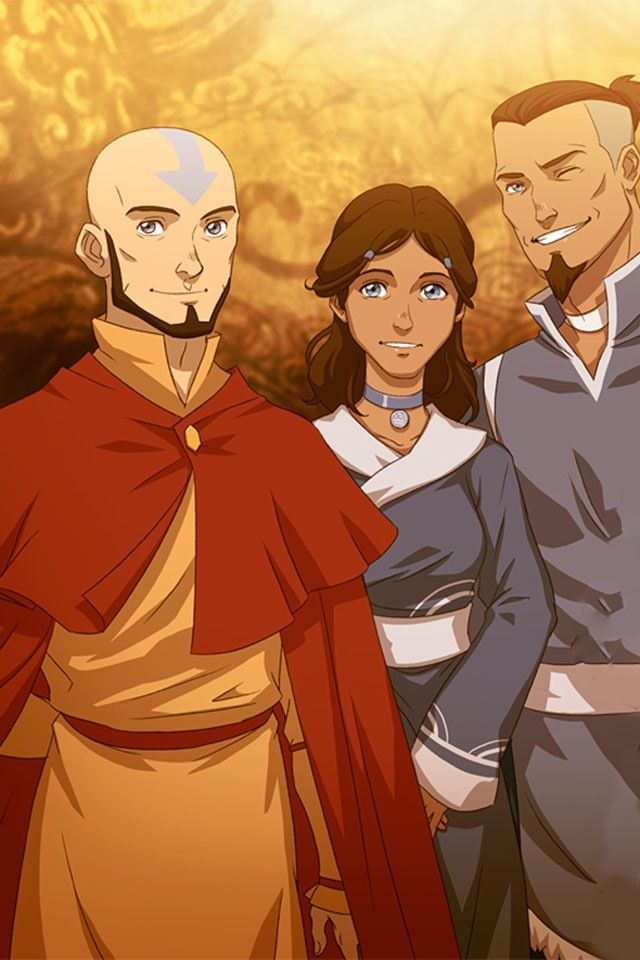 Older Avatar characters | Avatar characters, Avatar the ...