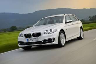 The New Bmw 520d Touring 09 2014 New Bmw Bmw 520d Bmw