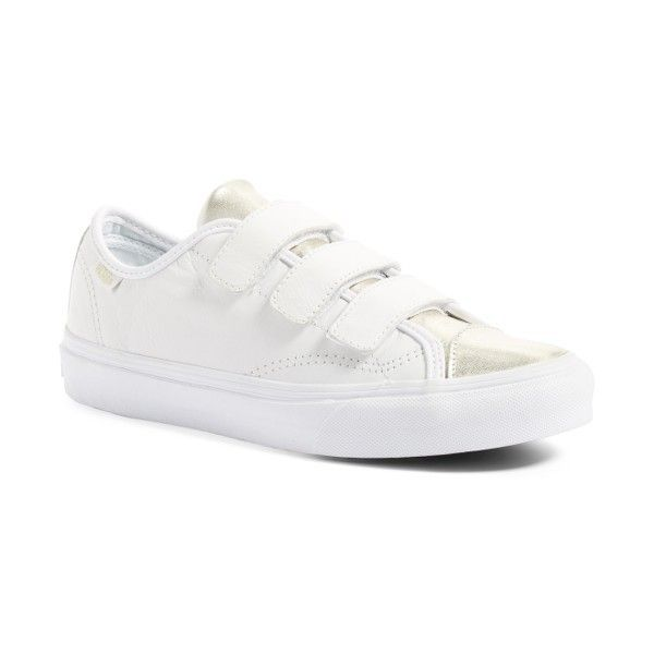 vans velcro shoes womens