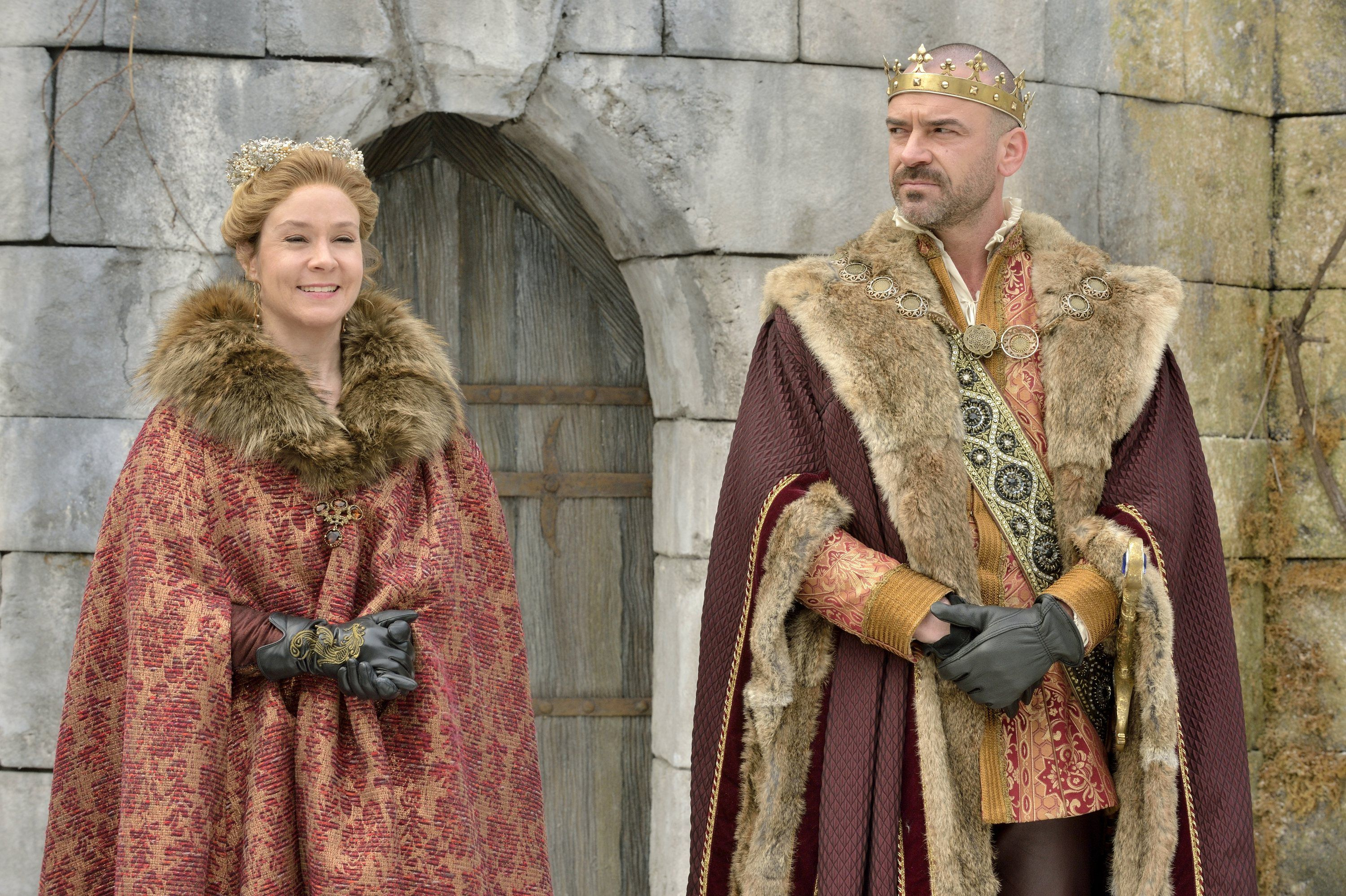 Reign queen Catherine and king Henry II Reign Series