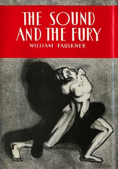 William Faulkner, The Sound and the Fury, 1929