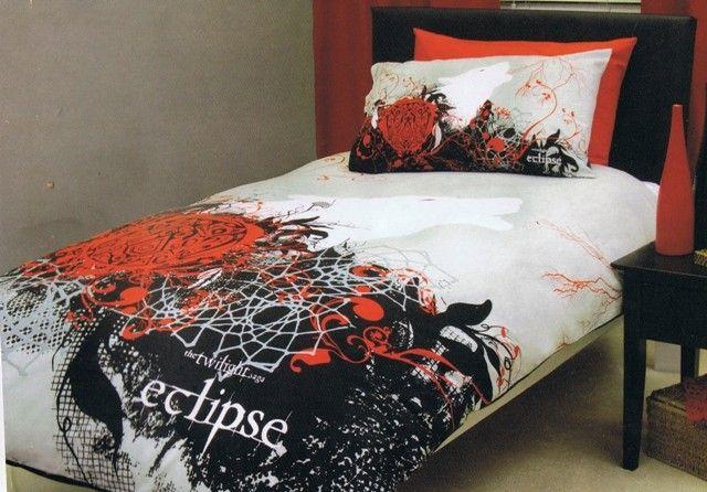Twilight Saga Bedding Details About, Twilight Bedding Set
