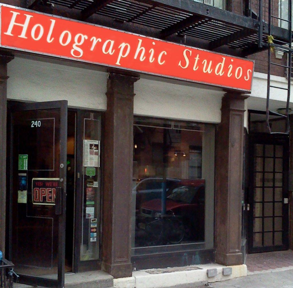 Holographic Studios
