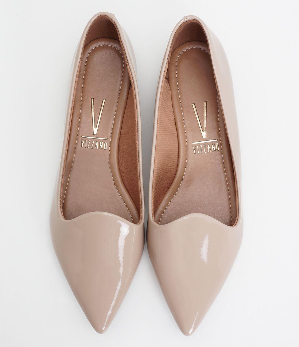 bcc95eac7 Sapatilha feminina Material: sintético Modelo slipper Marca: Vizzano  COLEÇÃO INVERNO 2017 Veja outras opções de sapatilhas femininas.