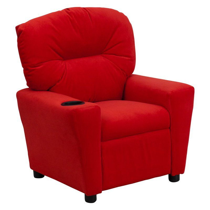 Exceptional The Child Sized Recliner With Plush Padding Is A Perfect Spot For Kids To  Watch TV, Play Video Games Or Read Their Favorite Book. The Chair Features  Soft ...