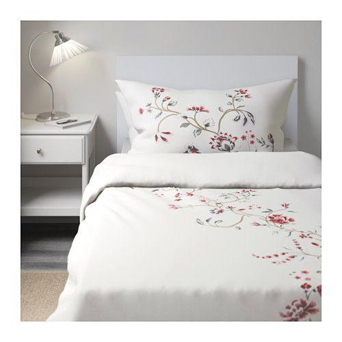 RÖDBINKA Bettwäscheset, 2-teilig - 140x200/80x80 cm - IKEA