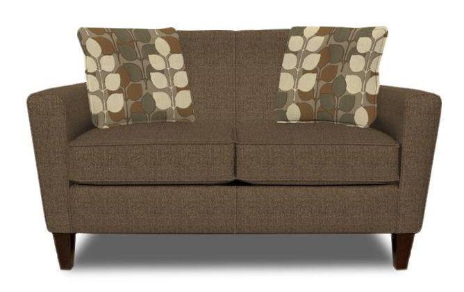 Astounding Oliver Oscar Loveseat 6206 Loveseats From England At Inzonedesignstudio Interior Chair Design Inzonedesignstudiocom
