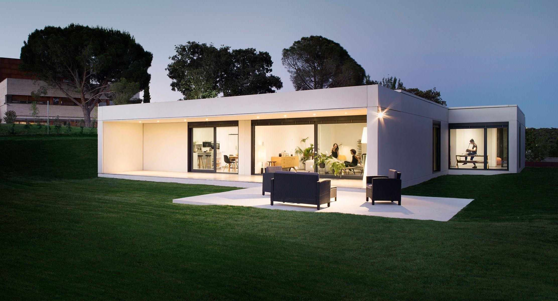 Bienvenidos a la casa homm casa valle ideas casas - Casa modulares prefabricadas ...