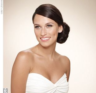 Side Bun Hairstyles side bun hairstyles for wedding 2017 styles The Knot Your Personal Wedding Planner Wedding Hairstyles Sideside Bun