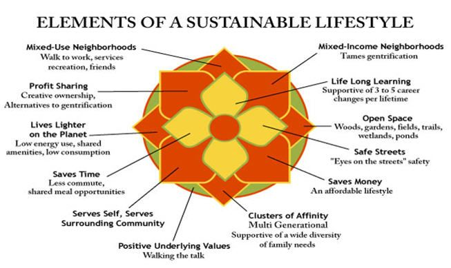 Image result for sustainable lifestyle