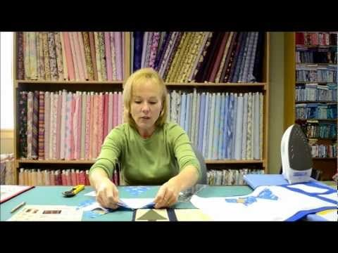 Tutorial: MORE Quilt-As-You-Go Placemats