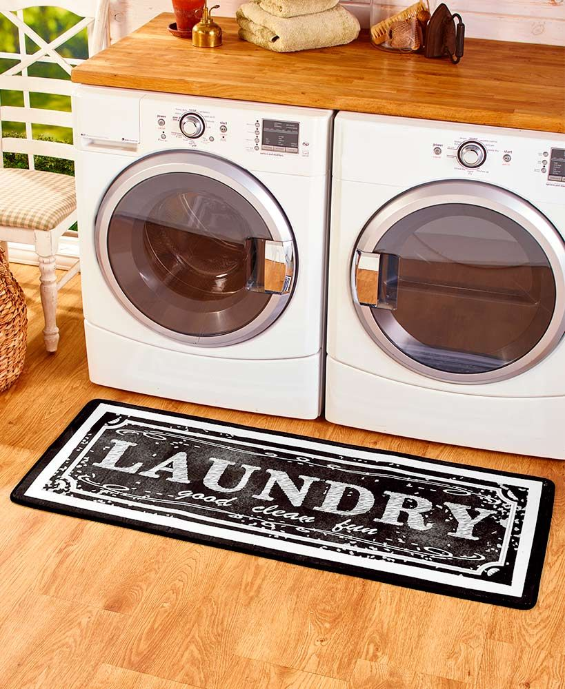 Free 2 Day Shipping Buy Laundry Rug Farmhouse Style Decoration
