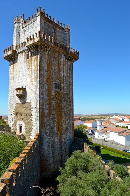 Tower over Beja | Flickr - Photo Sharing! Alentejo, Portugal