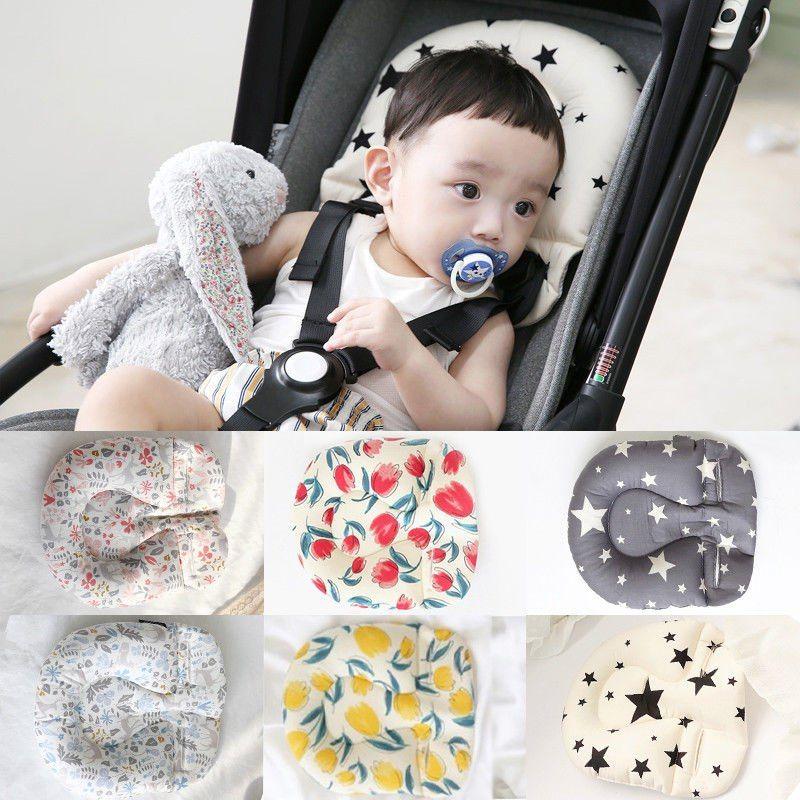 Infant Baby Pram Stroller Car Seat Pillow Cushion Babies Head Neck