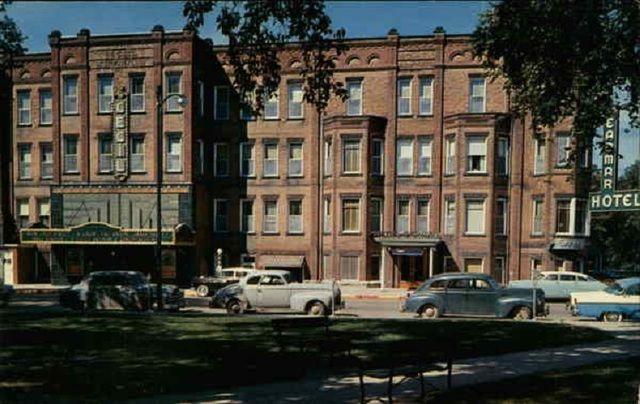 Park 70 Theatre   Mason city, Mason city iowa, City