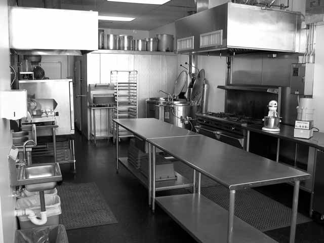 Bakery Kitchen Layout | Commercial Bakery Kitchen Design