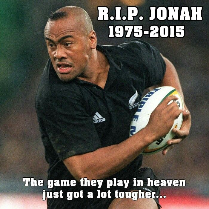 Image result for jonah lomu the game they play in heaven
