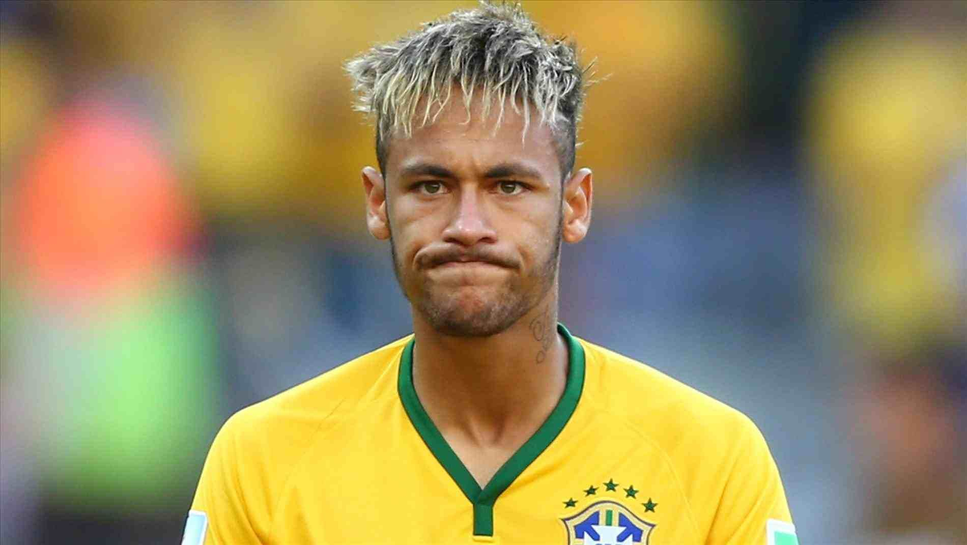 neymar hairstyle 2014 world cup back view | pinterest