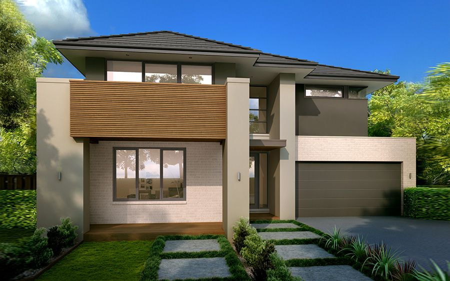House · get the ultimate sentosa family melbourne home design by metricon
