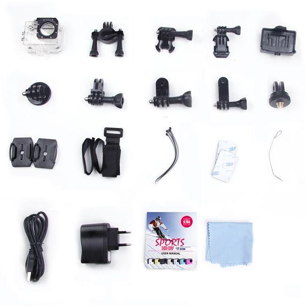 SJ4000 WiFi 1080P Full HD Action Camera Sport DVR