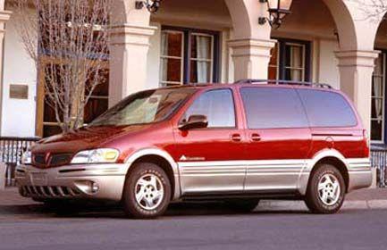 1997 Pontiac Montana Ext Pontiac Montana Pontiac Fuel Economy
