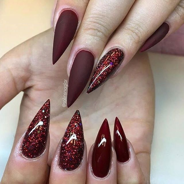 Repost solinsnaglar notd pointed nails stiletto nails pipe glamorous stiletto nail designs youll adore see more prinsesfo Choice Image