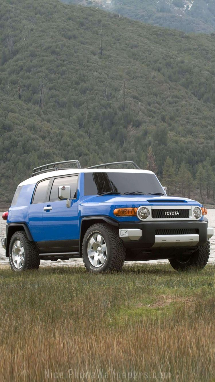 Toyota FJ Cruiser iPhone 66 plus wallpaper  Cars iPhone