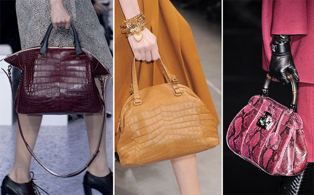 womens prada fall/winter handbags 2013/2014 | 9e1b8__fall_winter_2013_2014_handbag_trends_reptile_skin_bags