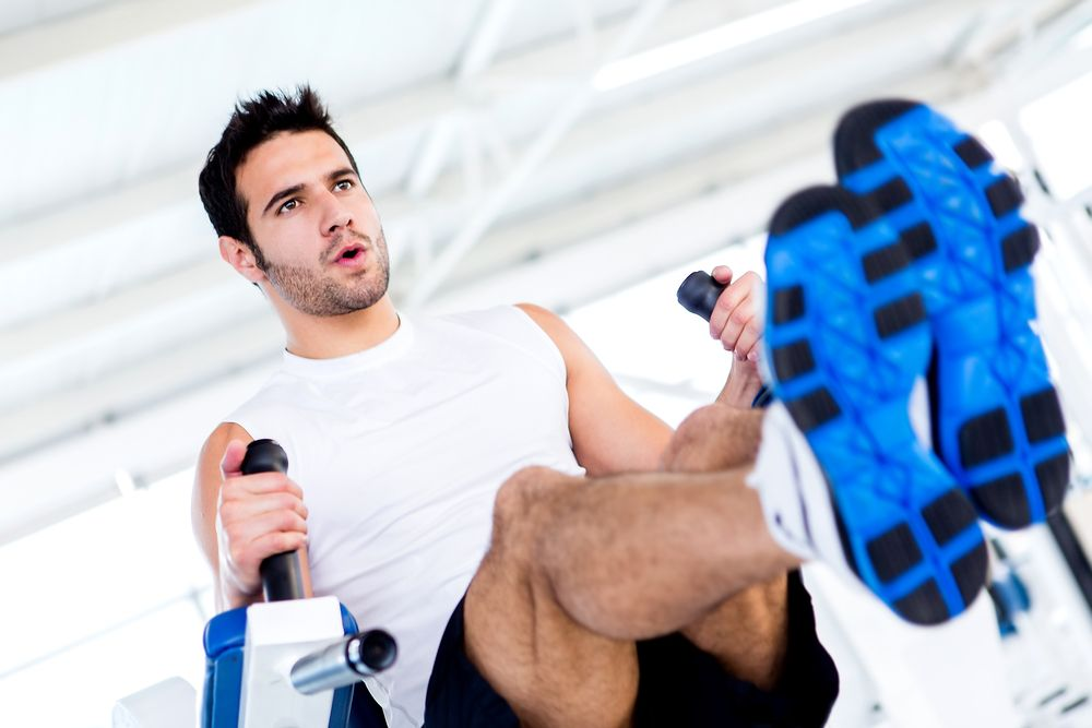 4 Reasons To Go To Your Local Gym Today #Exercise