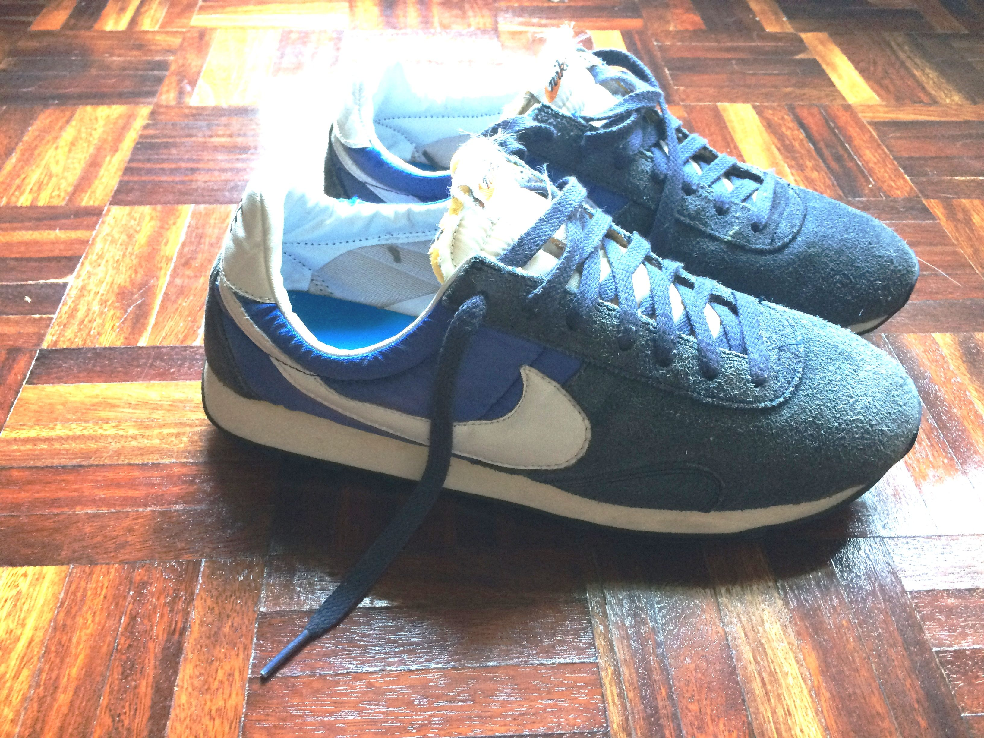 c86a4f437cca4c Nike Air Max 1 Premium Deep Royal Blue   Granite