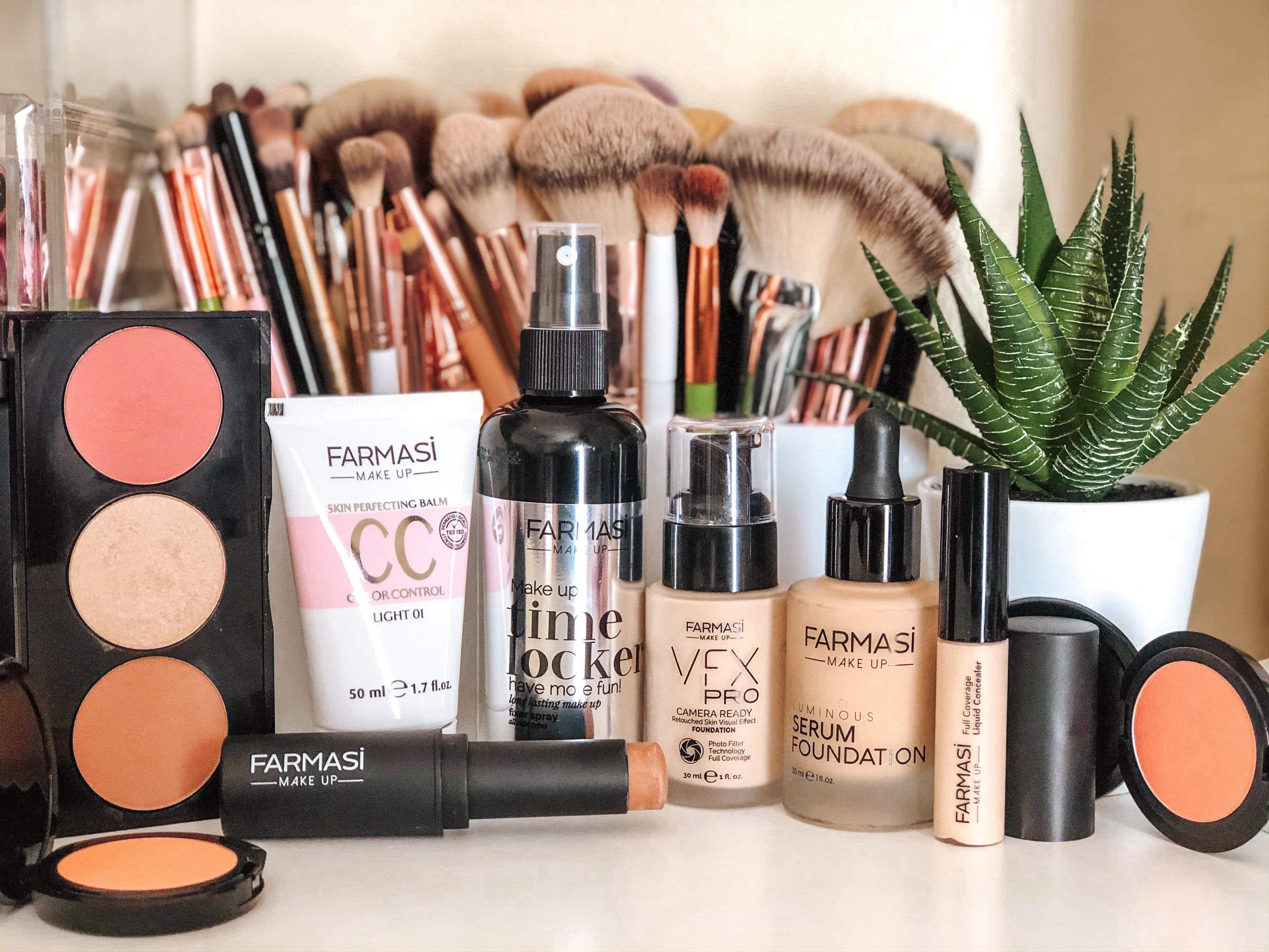 Pin by Kayla Blaich on Farmasi in 2020 Makeup, Eyeshadow