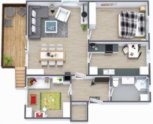 Great Small House Plans Under 1000 Sq Ft Modern House Plans Small House Plans Floor Plan Design