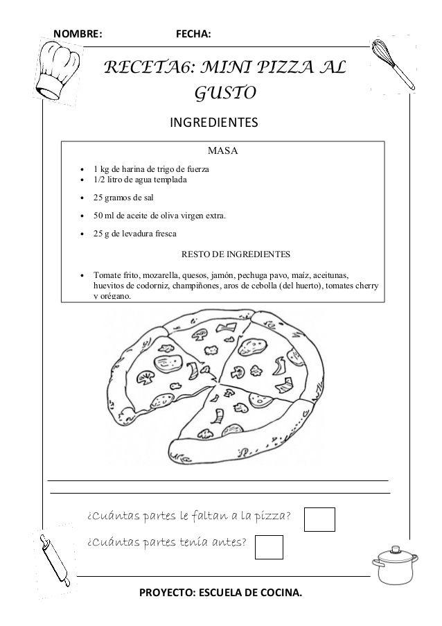 Image Result For Receta De Pizza Silvana Cocina