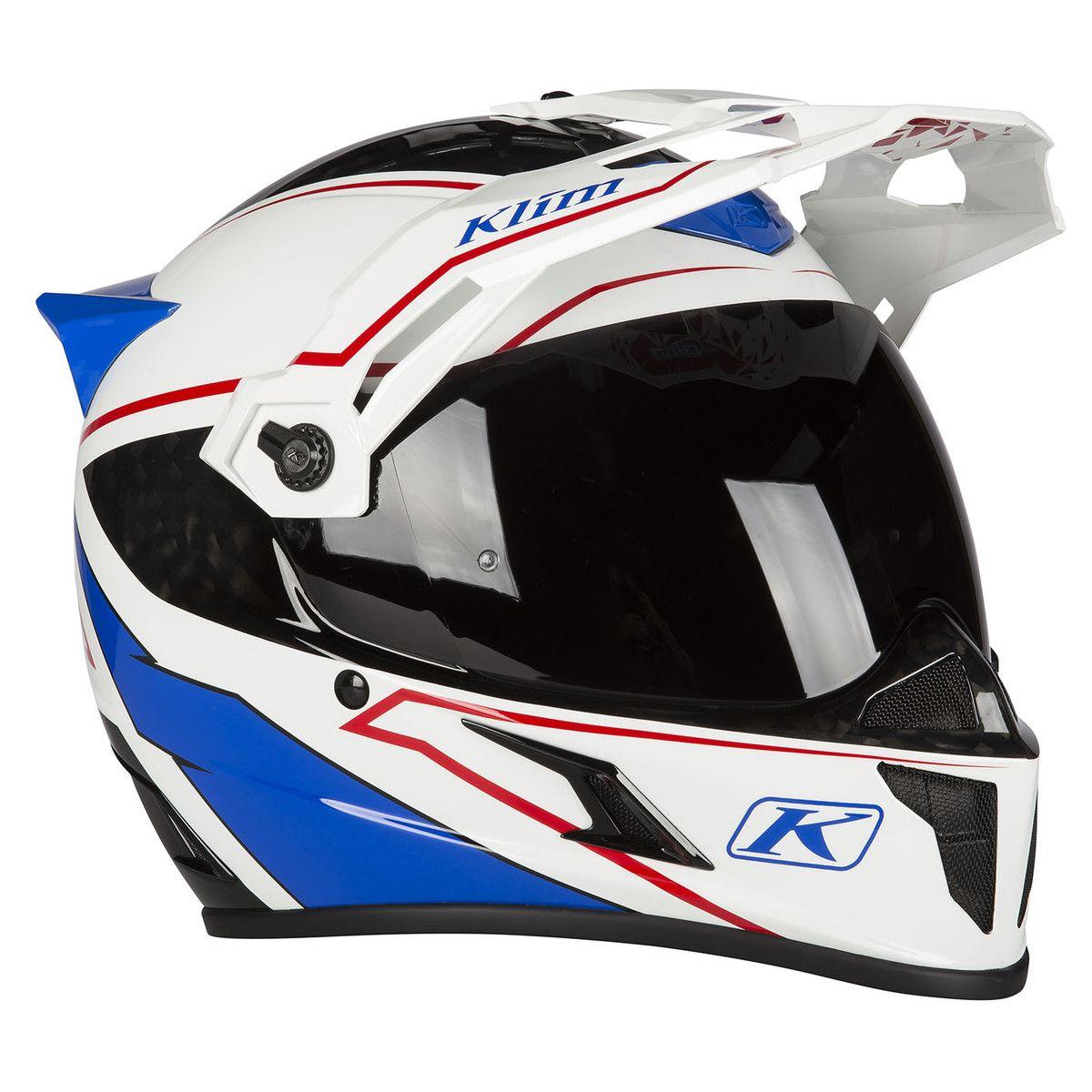 Krios Karbon Adventure Helmet ECE/DOT Dual sport helmet