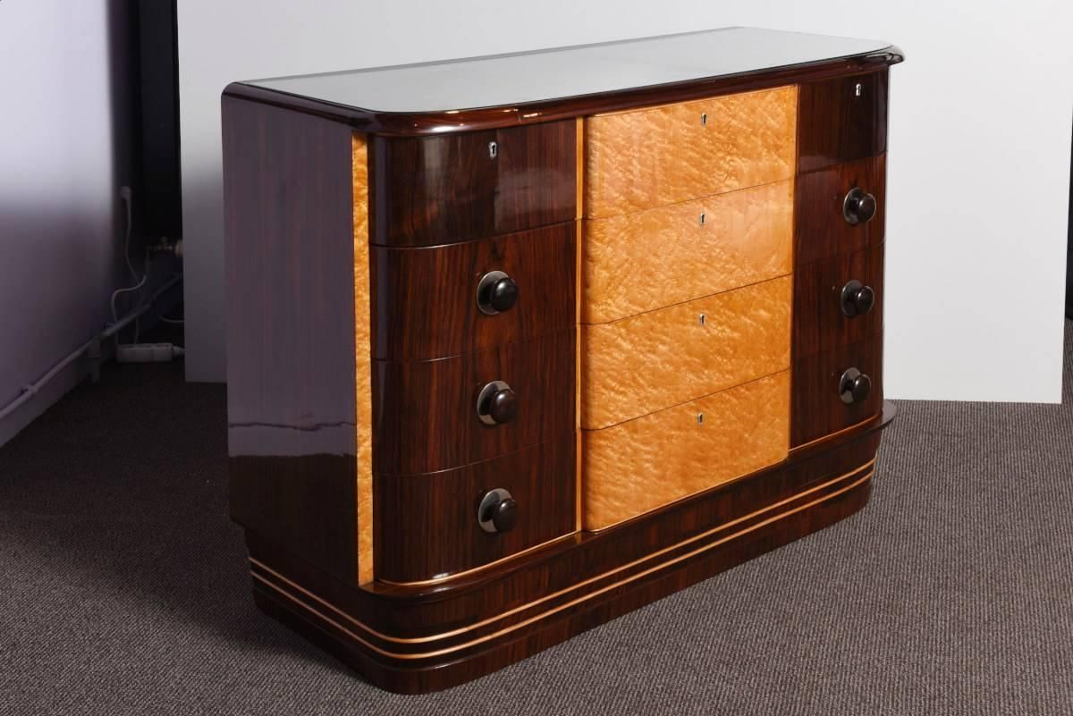 Art Deco Chest of Drawers 1935