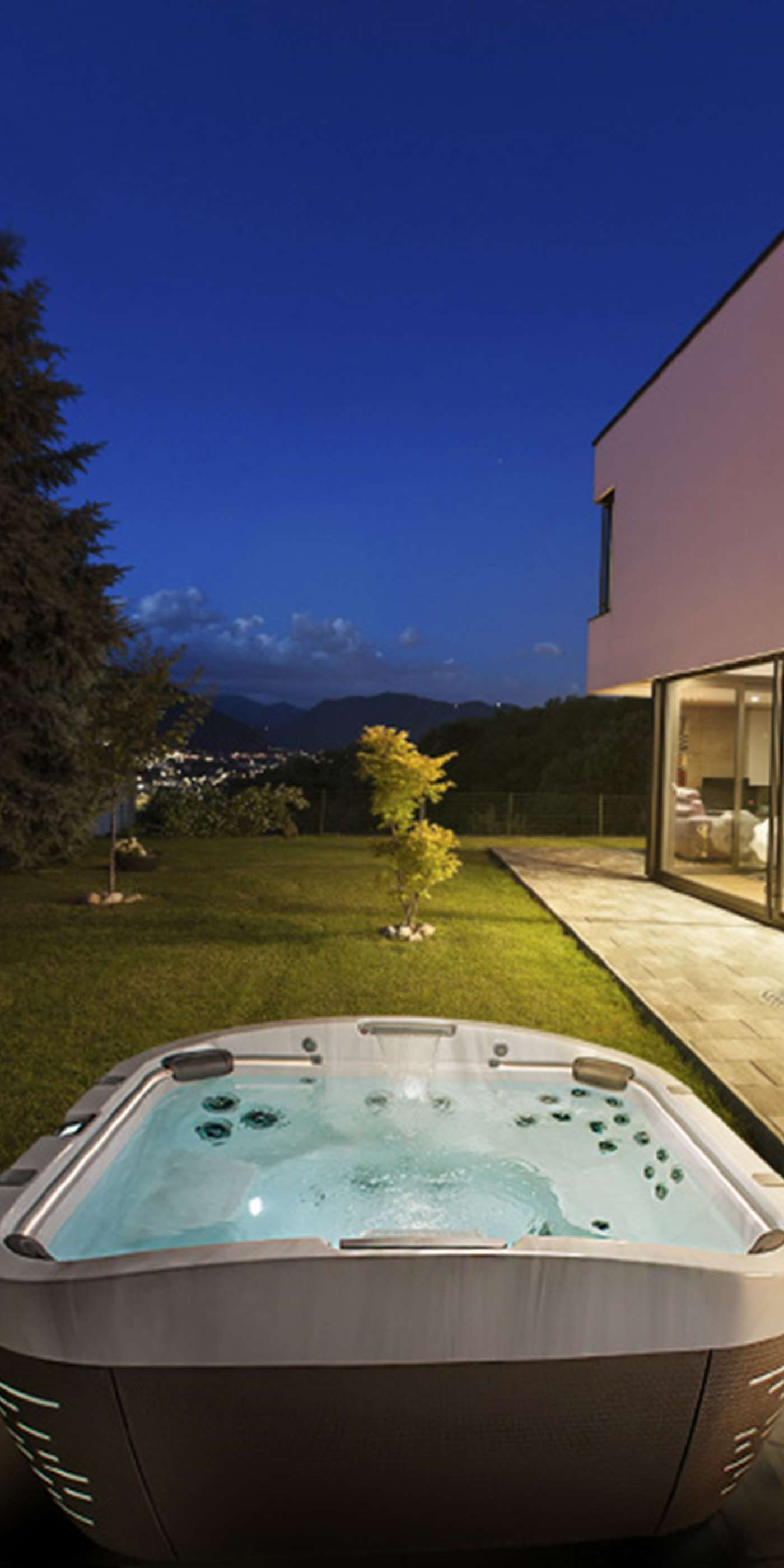 Jacuzzi Is The Original Name In Luxury Hot Tubs Spas Visit Us Today And Find Out Why There Is No Substitute Hot Tub Outdoor Portable Hot Tub Hot Tub