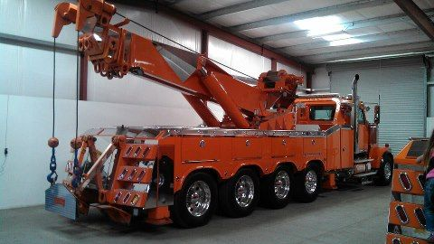 100 ton rotator whoa heavy duty towing pinterest tow truck rigs and biggest truck. Black Bedroom Furniture Sets. Home Design Ideas