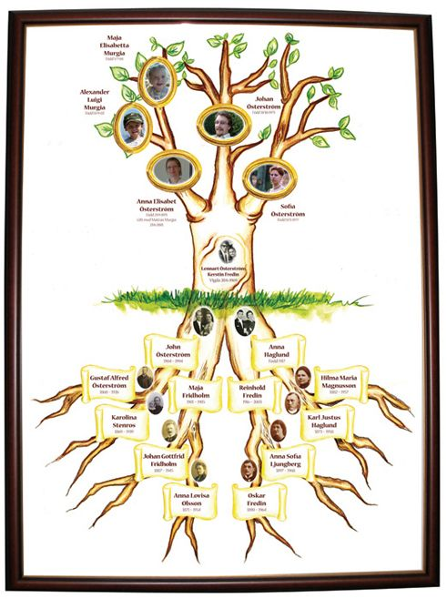 Genea Murgia's Family Tree Gallery