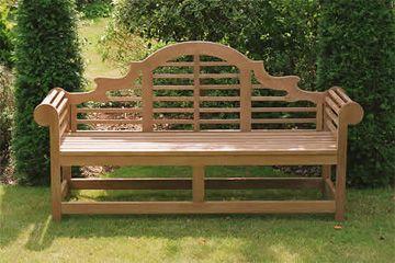 Lutyens Garden Seat Garden Seating Garden Bench Teak Bench