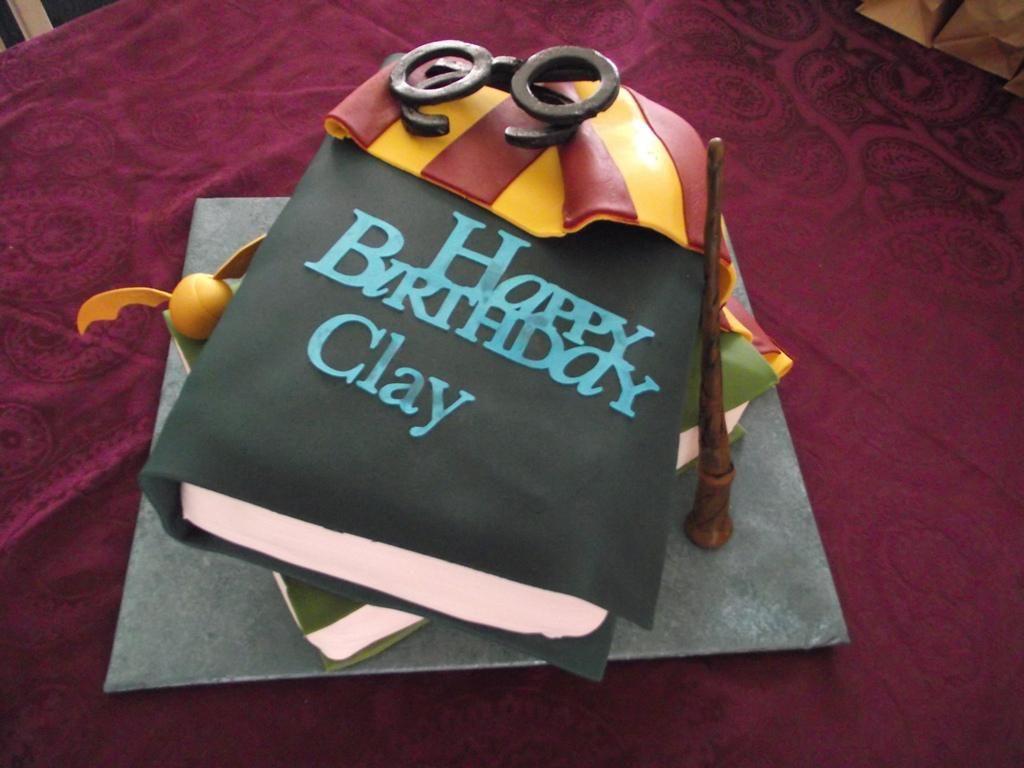 9th Birthday Cake Harry Potter Asda