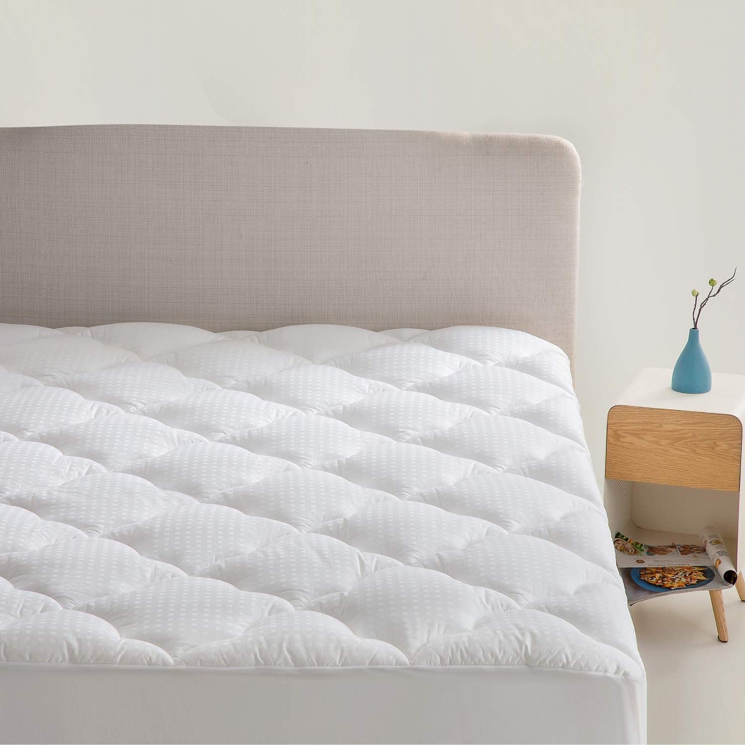 With Soft Bed Mattress Pads You Can Revitalize A Sagged Mattress