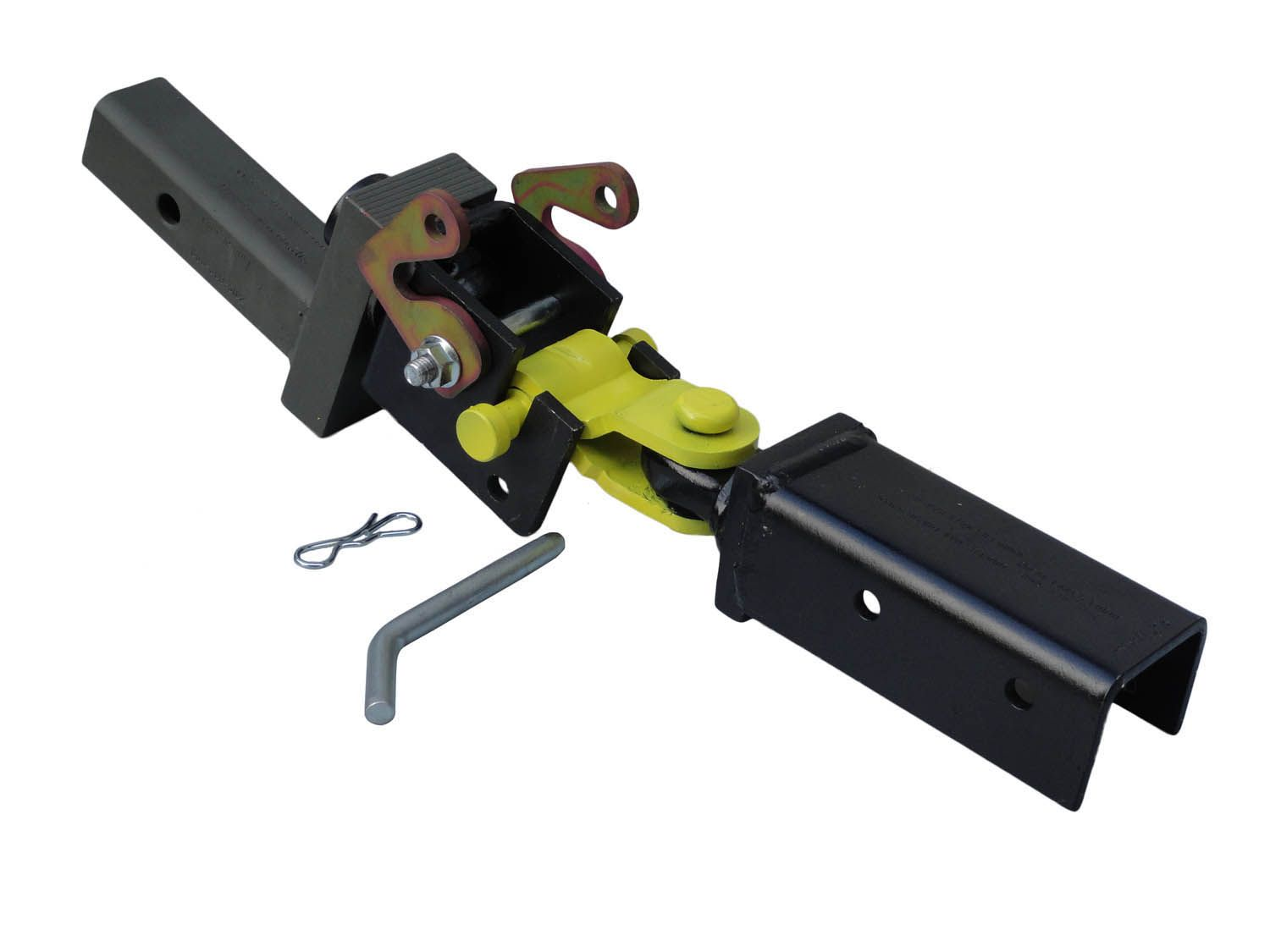 Lock n roll trailer hitches provide improved safety and