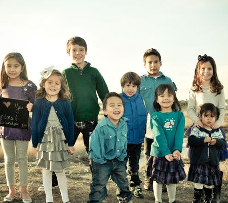 Tips and Ideas for Photo Shoots with Lots of Kids | Cousin ...