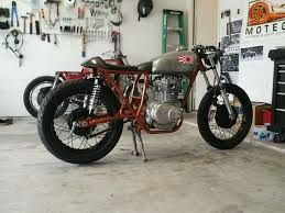 image result for honda cl450 cafe racer | gen moto project