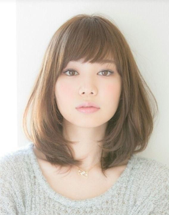 2019 Popular Long Layered Japanese Hairstyles In 2020 Japanese Hairstyle Medium Hair Styles Japanese Short Hair