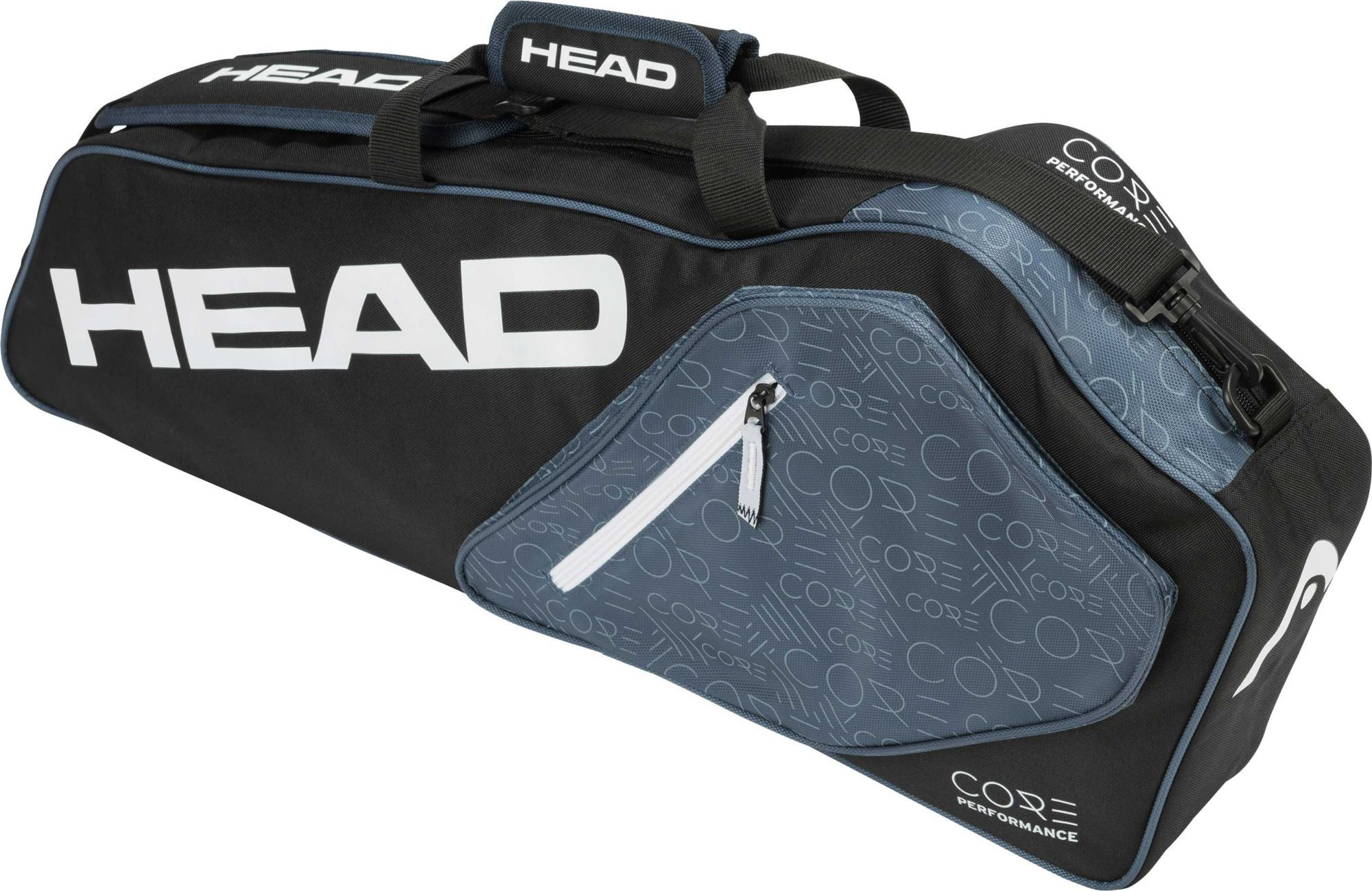 Head Core Pro 3 Pack Tennis Bag With Images Tennis Bags Tennis Bag Pro Tennis